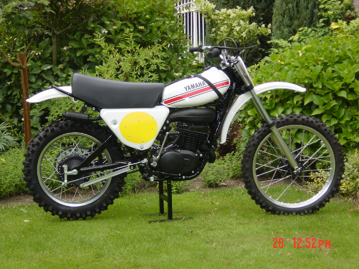 Yamaha yz 360b 1975 for 1973 yamaha yz80